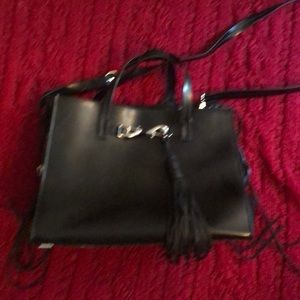 Rebecca Minkoff Blk Beautiful shoulder/hand bag